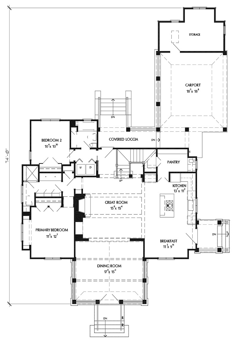L Shaped Kitchen Dimensions