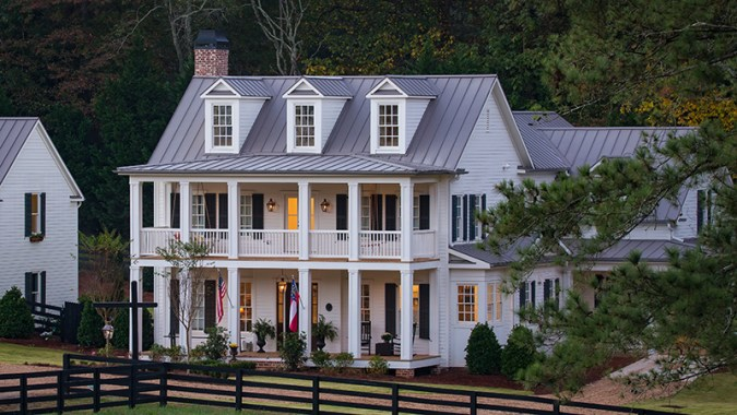 Plan Collections   Southern Living House Plans House Plans with Stacked Porches