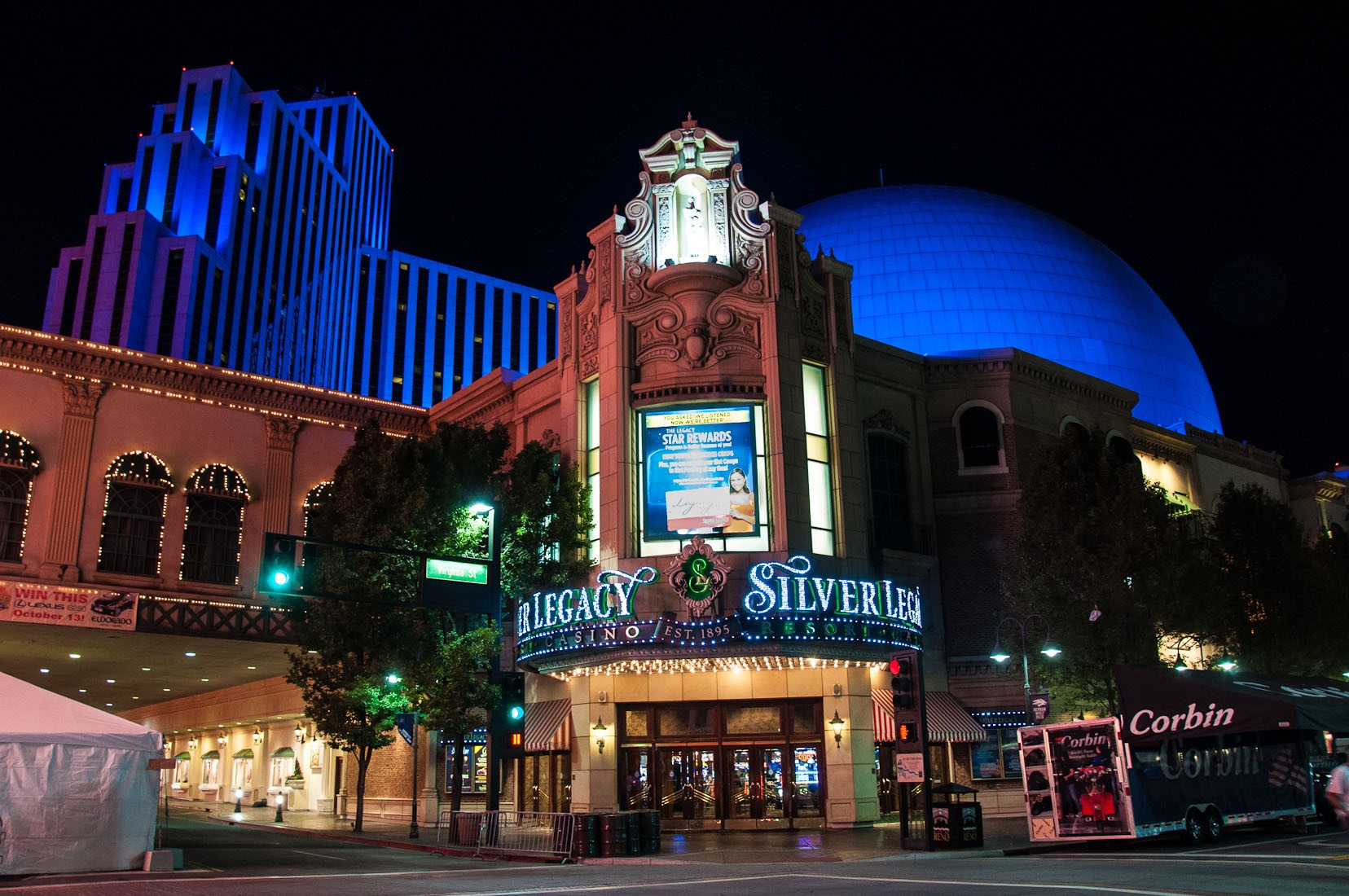 Vip Casino Host For Comps At Silver Legacy Resort Casino
