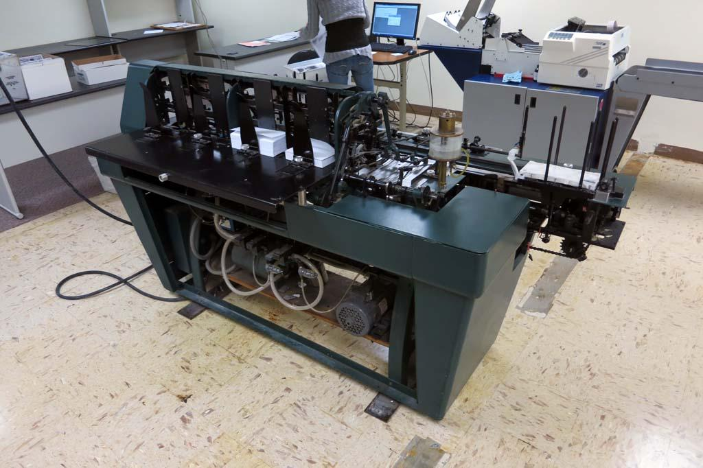 Inserter Bell And Howell Manual
