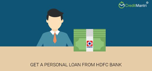 Eligibility Personal Loan Hdfc Bank