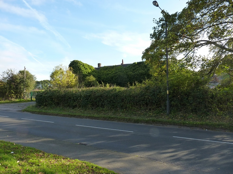 Bosty Lane Farmhouse and Farm Building Adjoining to East ...