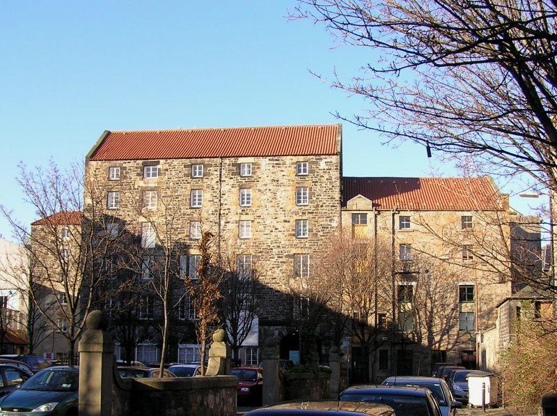 Catchpell House, Carpet Lane (Adjoining Donaldson's ...