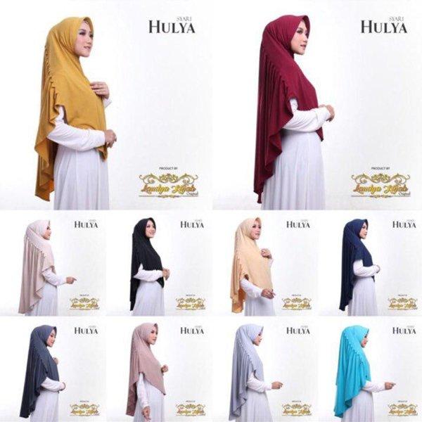 Gambar Untuk Hijab Instan Syari HULYA