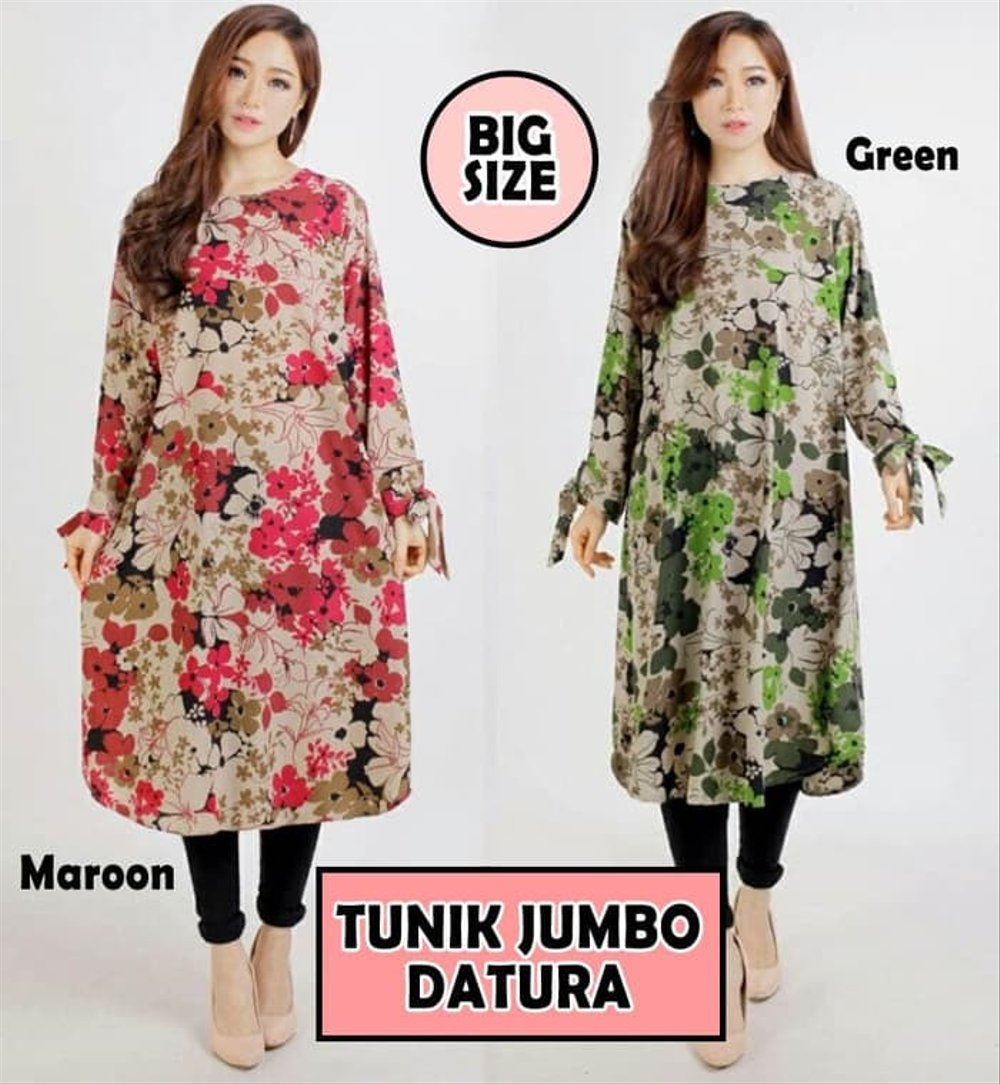 Model Baju Tunik Di Matahari 30