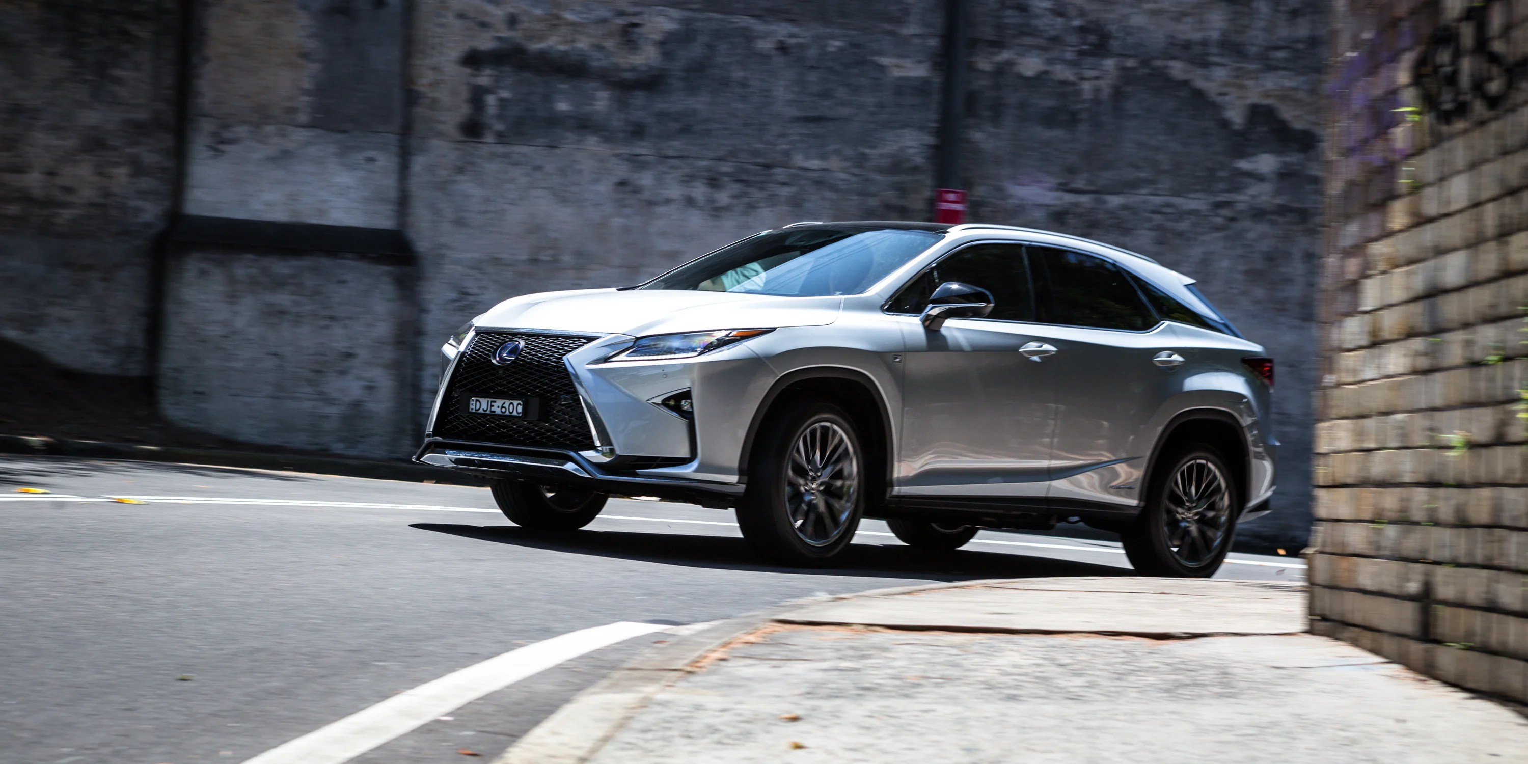 2017 Lexus Rx450h F Sport Review Caradvice