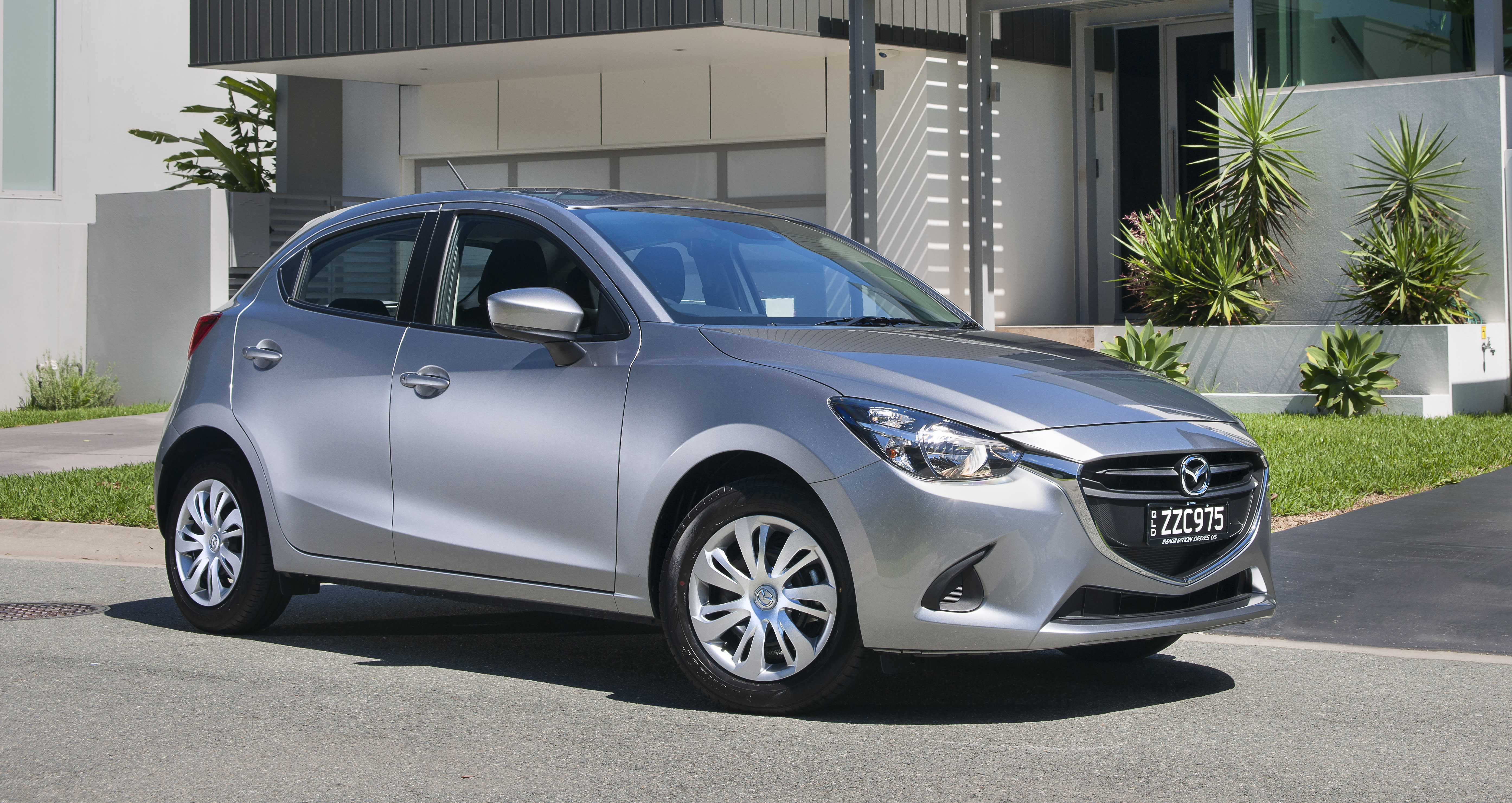 2017 Mazda 2 Pricing And Specs Standard Aeb Improved Dynamics And New Range Topper Photos 1