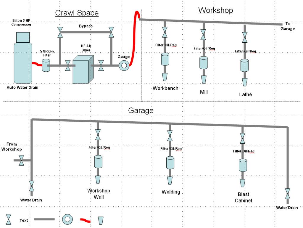 Duplex Electrical Service Diagrams Wiring Schematic
