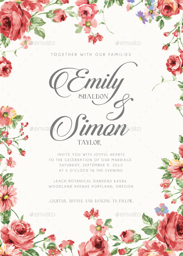 Printable Invitations Religious