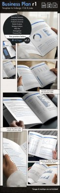 42 Pages Business Plan Template by sthalassinos   GraphicRiver 42 Pages Business Plan Template