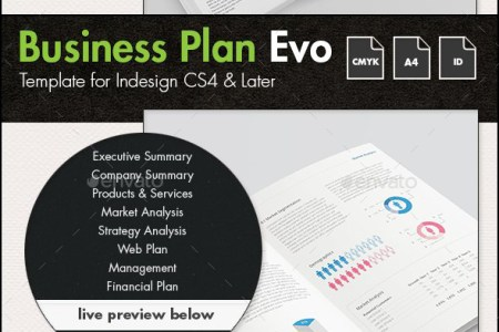 Business Plan Evolved   The Template Bundle by sthalassinos     Business Plan Evolved   The Template Bundle   Corporate Brochures