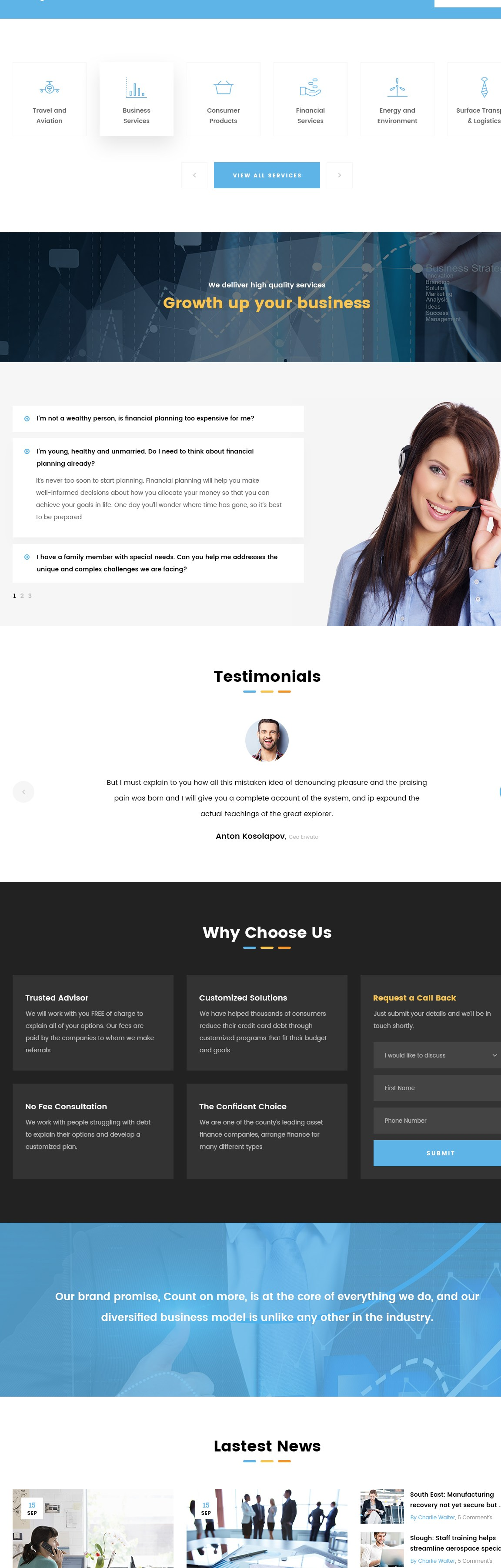Grabs Full Pixels » Financial Solutions   Financial   Business PSD Template by AlitStudio Financial Solutions   Financial   Business PSD Template   Business  Corporate  Preview 00 Preview jpg Preview 01 Home 01 jpg  Preview 02 Home 02 jpg