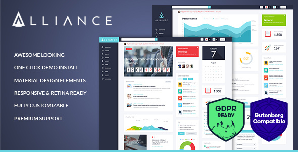 Alliance Intranet Amp Extranet Wordpress Theme By Themerex