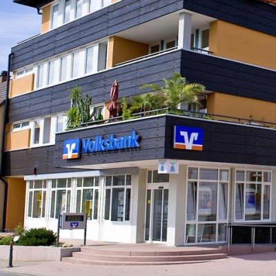 Volksbank Lahr eG - Filiale Ohlsbach in Ohlsbach ...