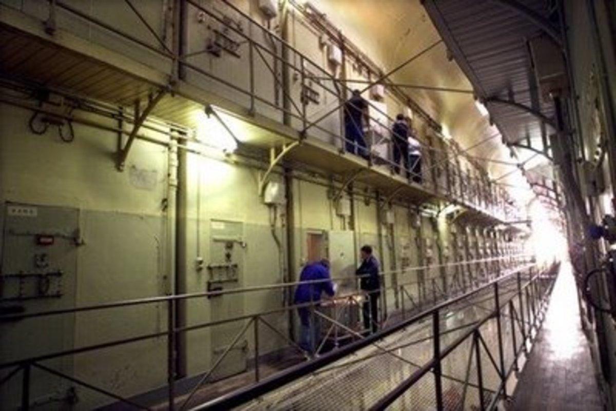 Top 10 Worst Prisons World