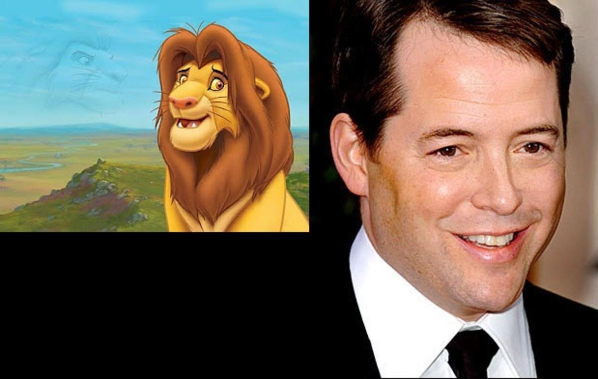 King Simba Voice Lion