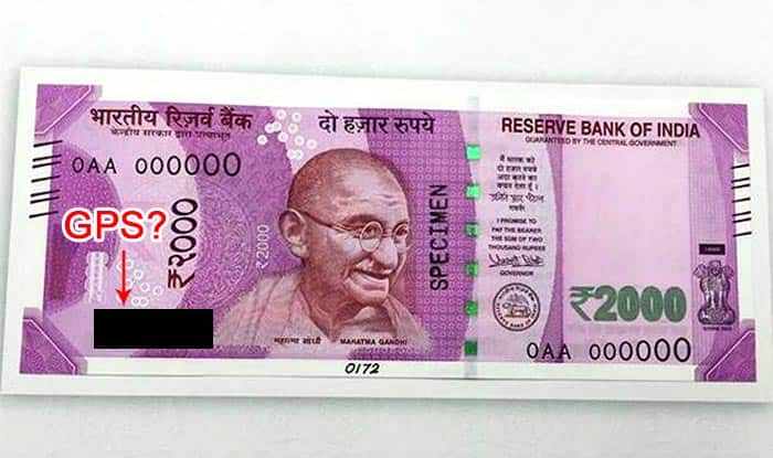 Congress picks holes in demonetization, says Rs 2K notes a ...