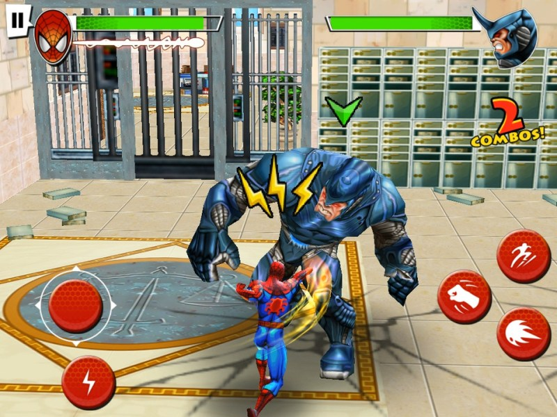 Spider Man  Total Mayhem HD   Revenue   Download estimates   App     Screenshots