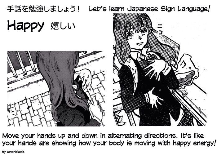 Basic Japanese Sign Language                                                                                Anime Amino So don t be communicating with anyone NOT Japanese with these signs  or  everyone will be confused