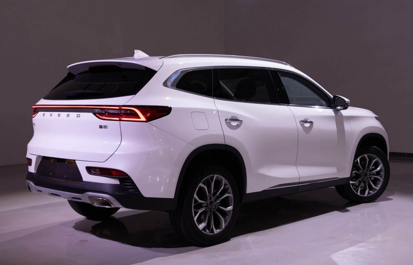 Chery Suvs Are Heading To The Home Of Chevy Local Us