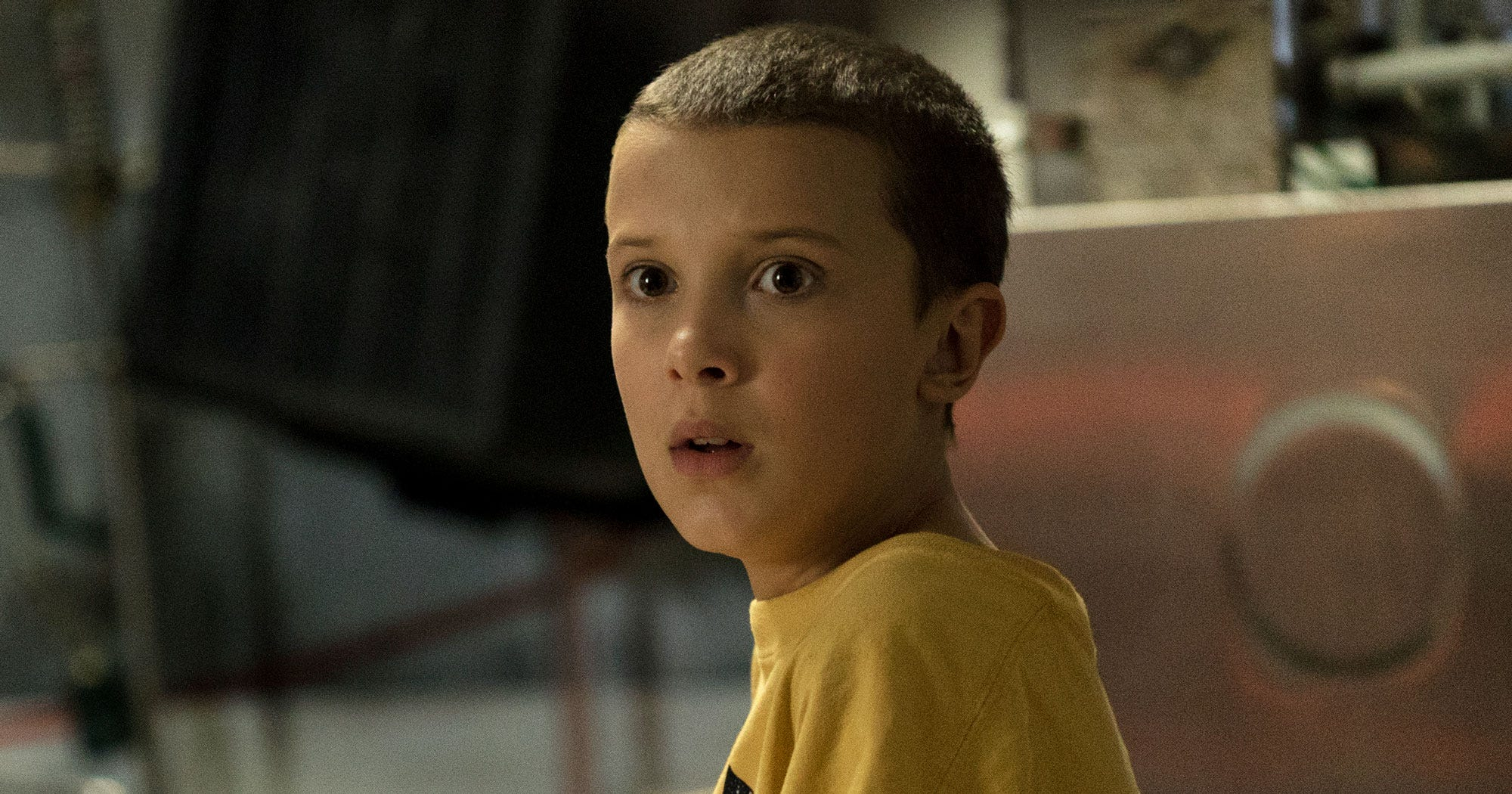 Eleven Stranger Things Wig