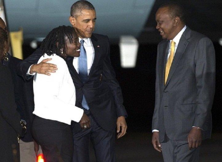 President Barack Obama Visits Homeland Kenya, Reunites ...