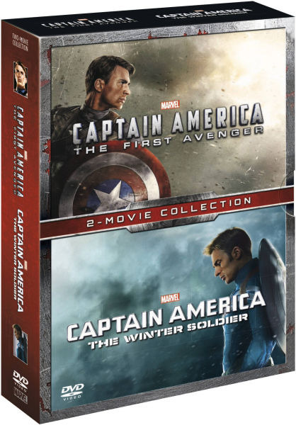 Captain America The First Avenger Captain America The
