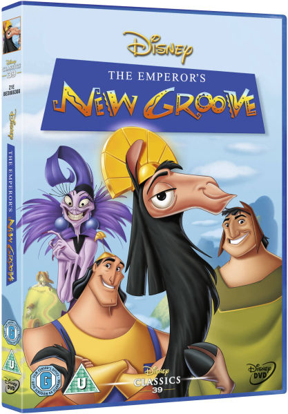 Emperors New Groove Cover