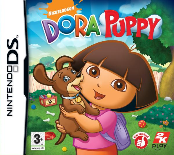 Nintendo Ds Dora Friends