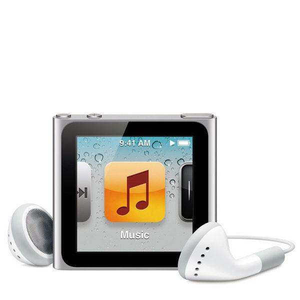 2 Nano Apple Version Ipod 1 6th Generation