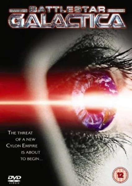 Battlestar Galactica 2003 Mini Series Dvd Zavvi