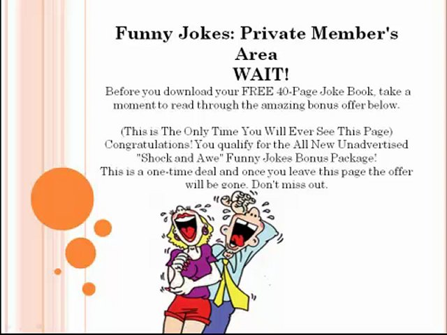 Joke Day Dirty One Liners
