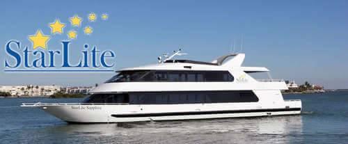 Buy Starlite Sapphire Lunch Amp Dinner Cruises Of St