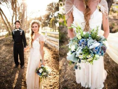 Wedding Theme - Hippie Chic Weddings #2098303 - Weddbook