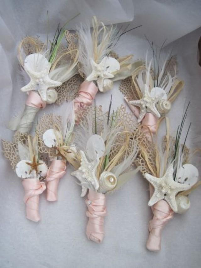 Starfish Wedding Jewelry