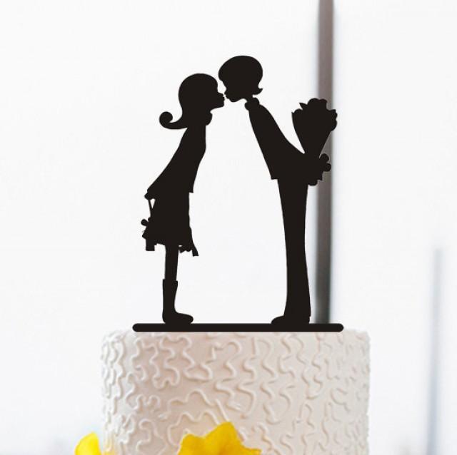 Joker Wedding Cake Toppers