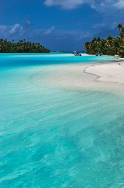Honeymoon - Honeymoon Island, Aitutaki #2306641 - Weddbook