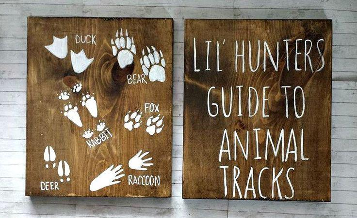 Hunting Decorations For Home