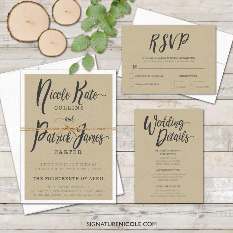 Quick Invitations Online
