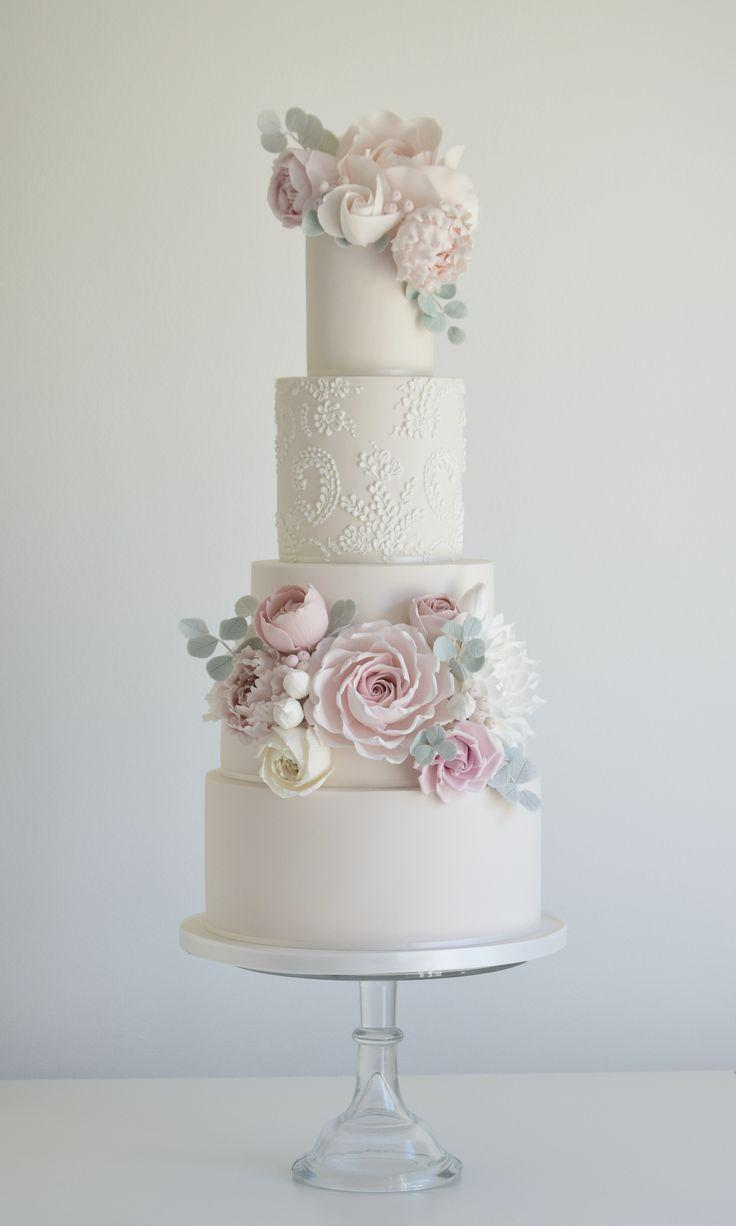 Kuchen   Tall Wedding Cake  2801274   Weddbook Tall Wedding Cake