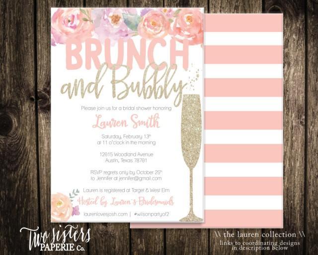 Printable Invitations Wedding