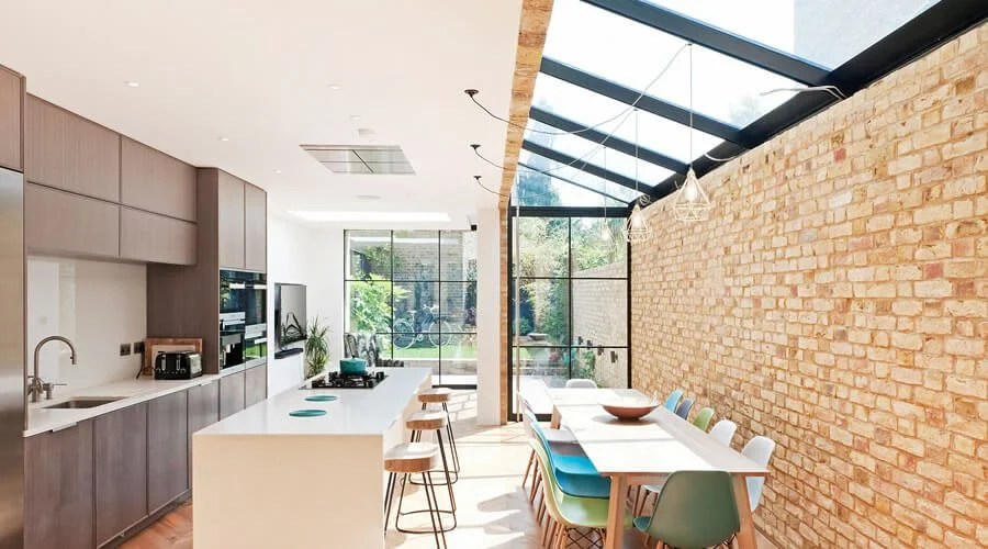 Home Design Guide Innovative Ideas For Side Return Extensions
