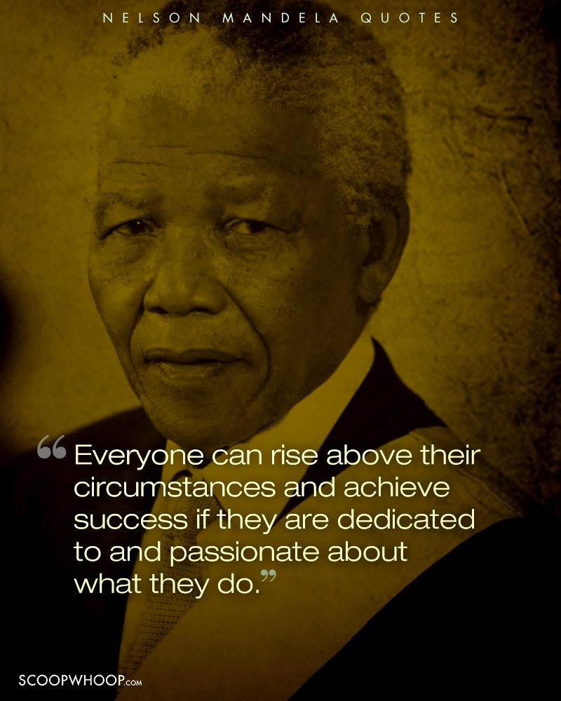 Quote Nelson Mandela Religion About