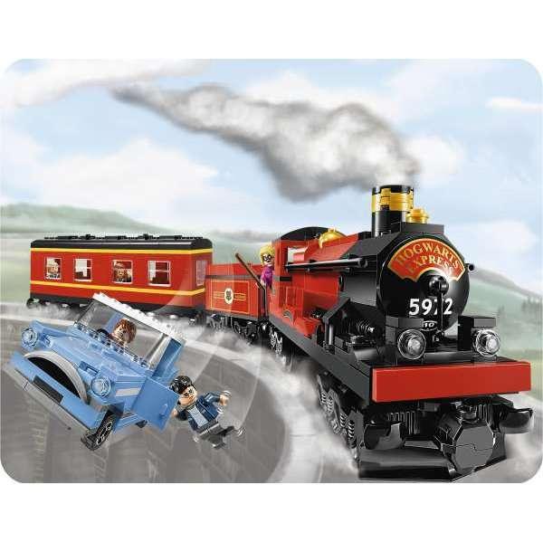 LEGO Harry Potter: Hogwarts Express (4841) Toys | TheHut.com