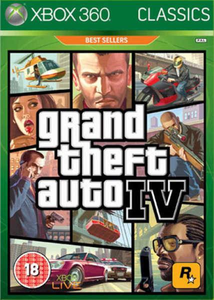 Websites Gta Xbox 4 360