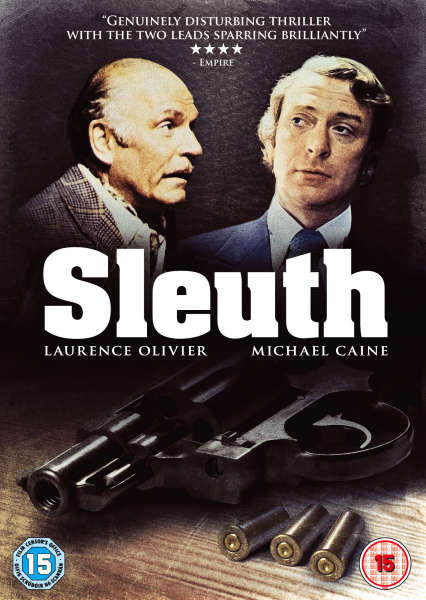 Sleuth 1972 Dvd Zavvi