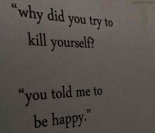 Dark Truth Depressing Quotes About Life