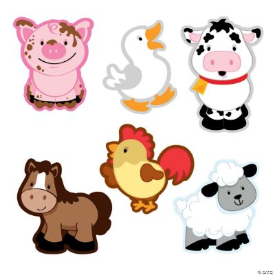 Farm Animal Diy Balloons