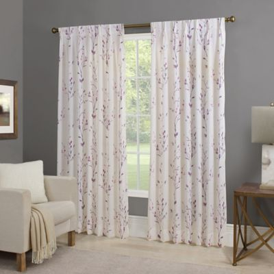 Clearance   Home Decor Products   Bed Bath   Beyond Willow Back Tab Window Curtain Panel