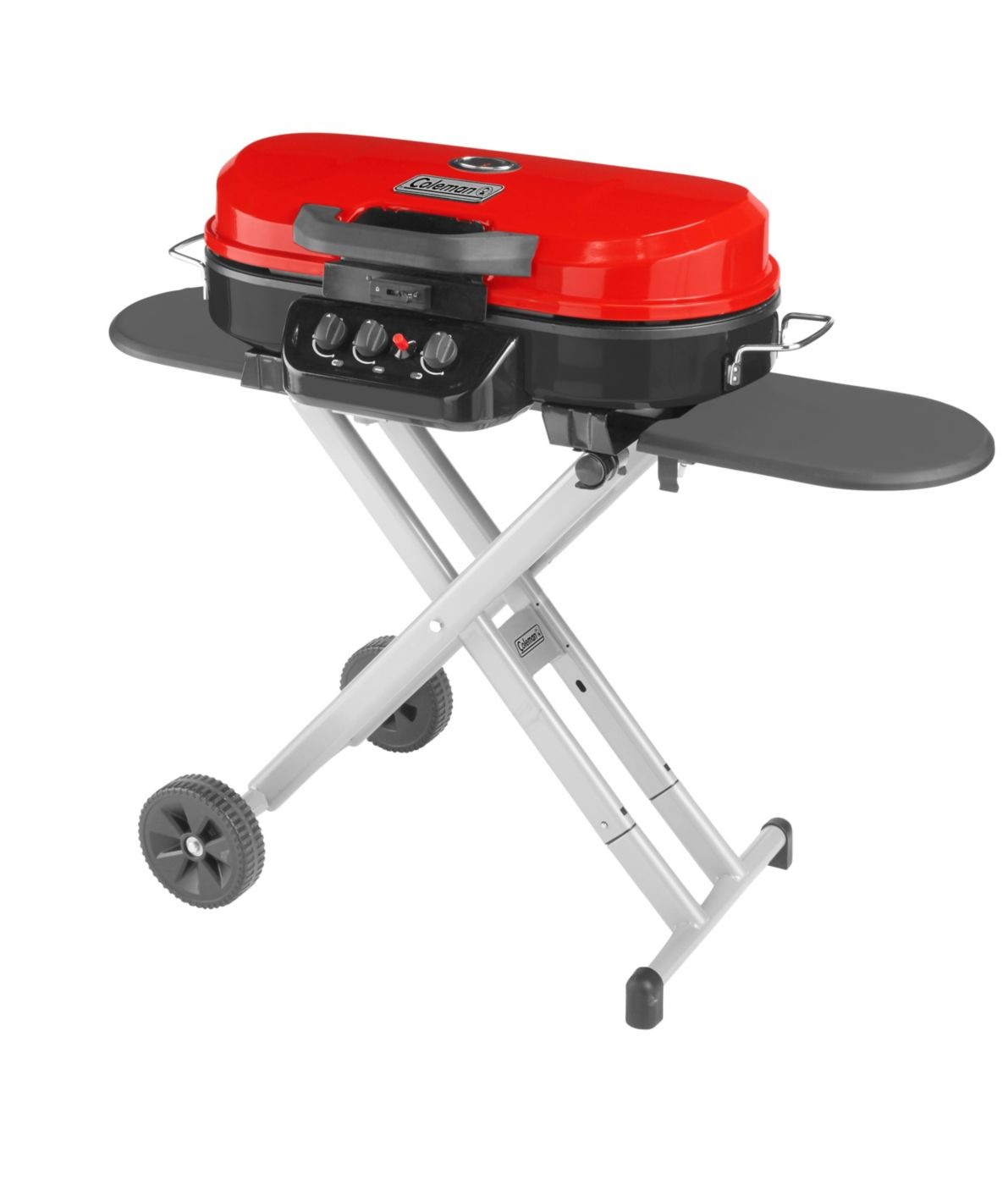 Coleman Roadtrip 285 Portable Stand Up Propane Grill Coleman